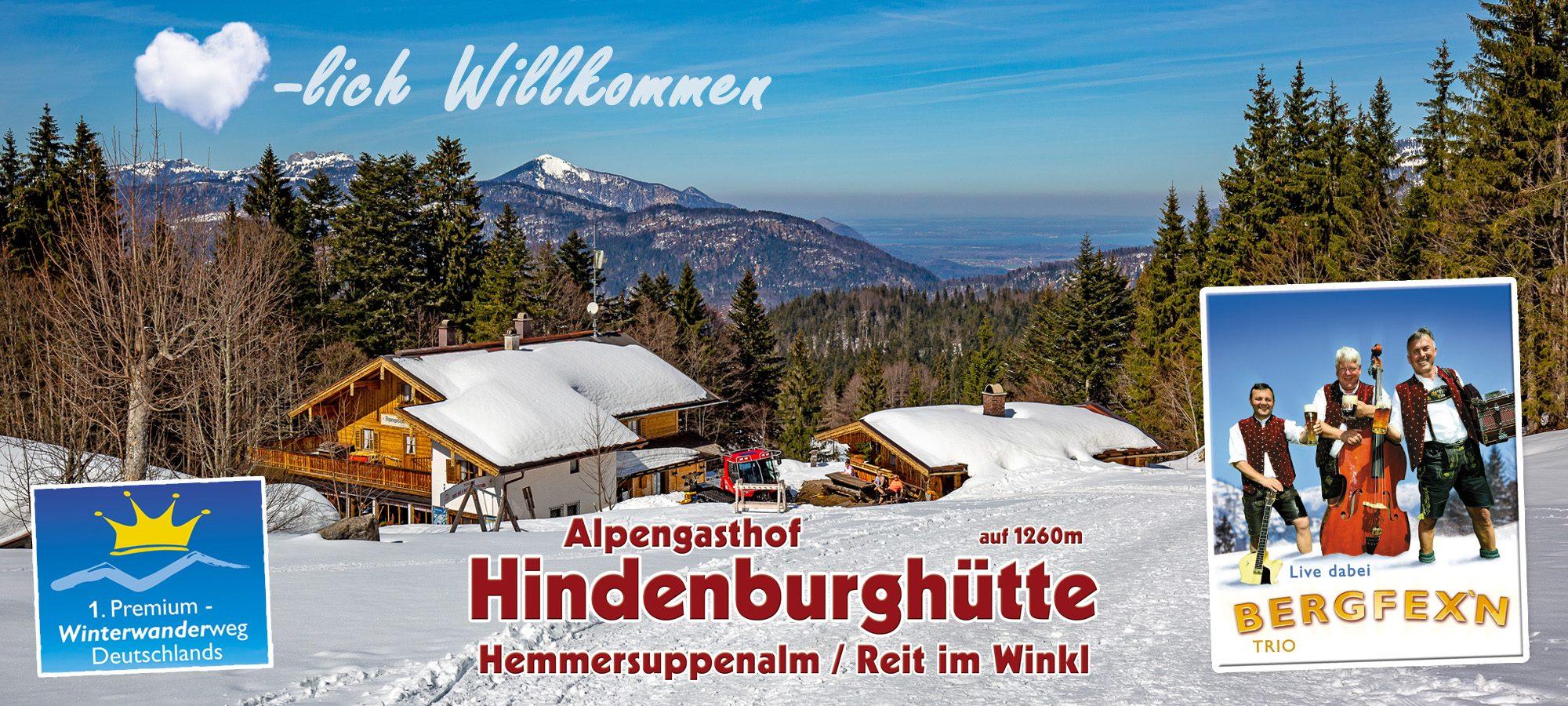 Alpengasthof Hindenburghütte